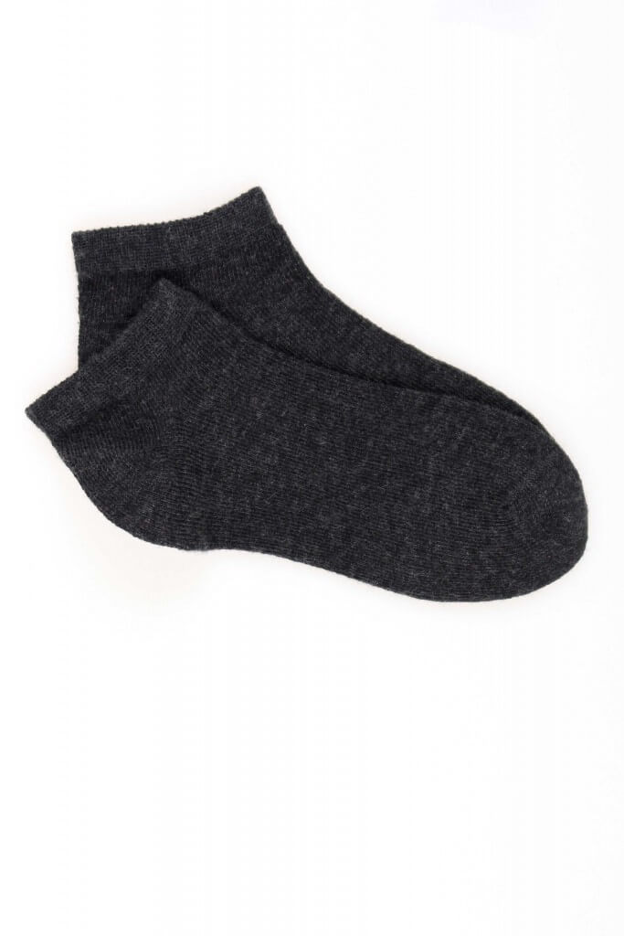 <b>2 Pack</b> Baby/Kids Ankle (Low-Cut) Cotton Socks