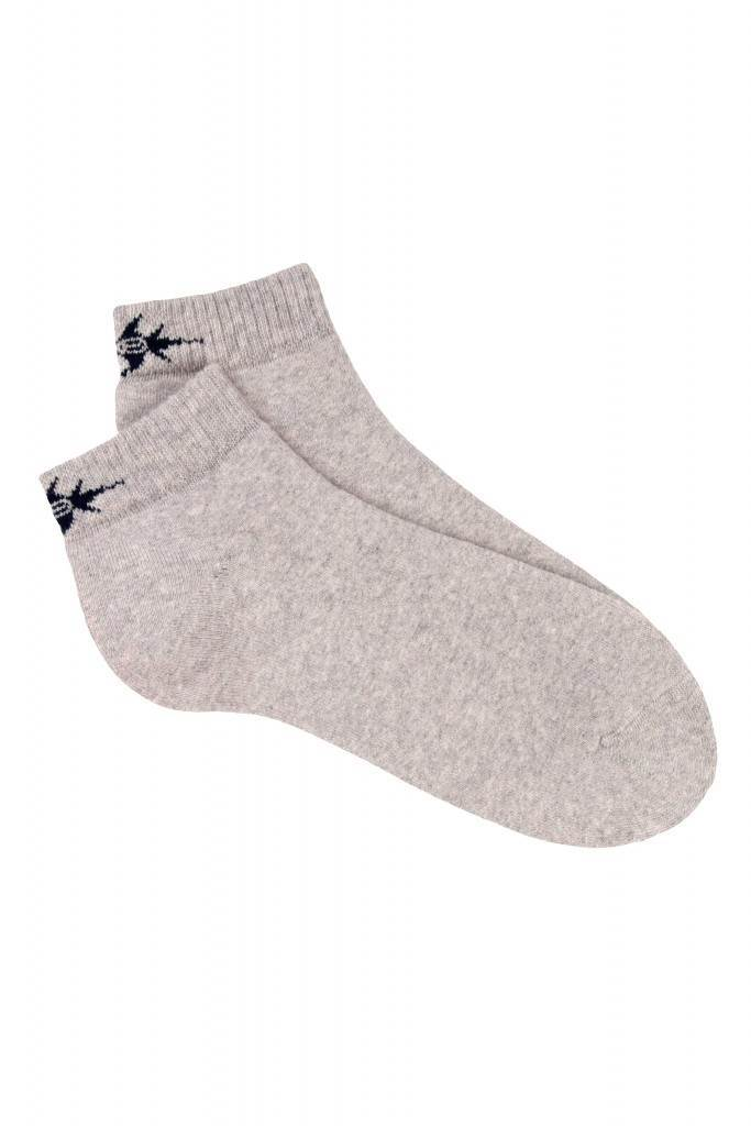 Women Padded Sport Ankle Cotton Sock