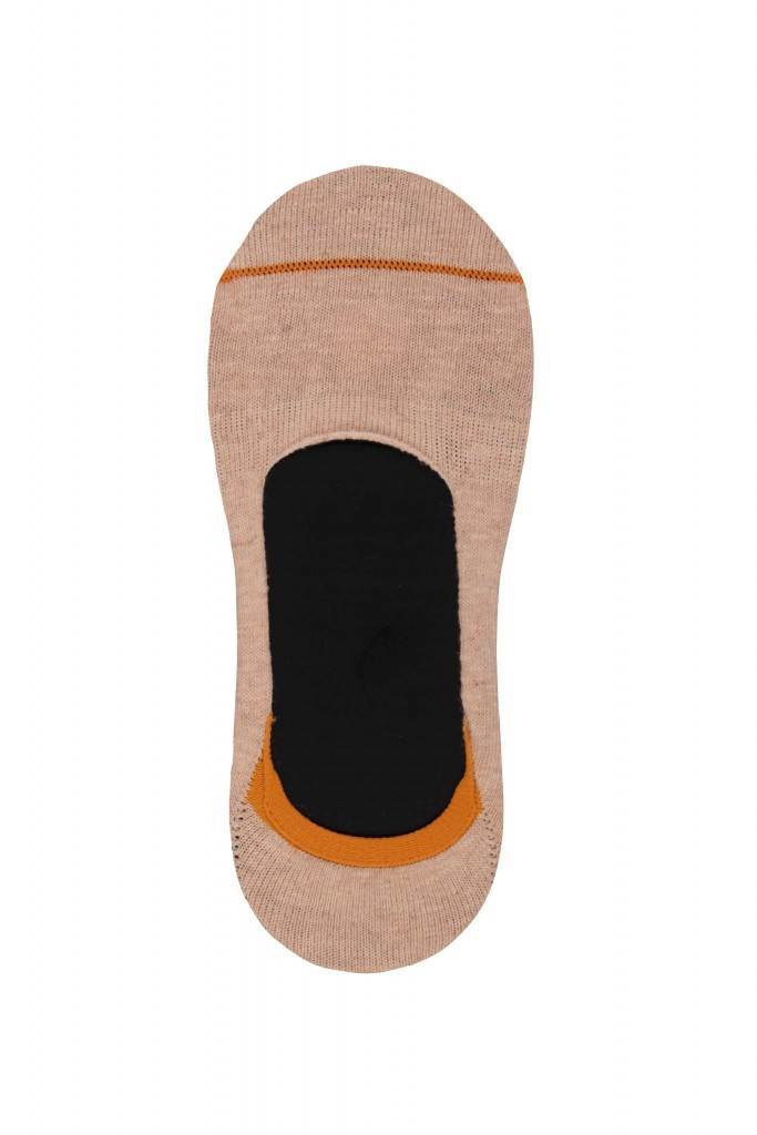 Men Invisible Linen Socks - Pads